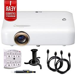 Beach Camera LG PH550 HD Projector Bundle w/Mount, HDMI Cabl