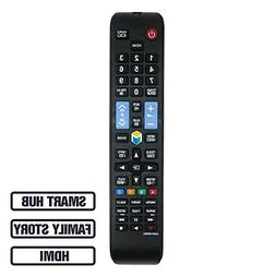 LuckyStar Universal Replacement Lost Remote Control for Sams