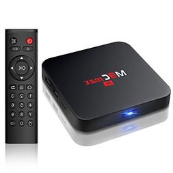 TICTID M9C Max  Android 6.0 TV Box Amlogic S905X Chipset wit