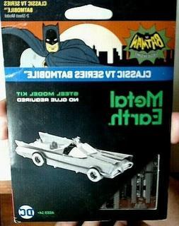 Fascinations Metal Earth 3D Model Kit - Batman Classic 1966