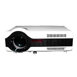 Generic Mini Portable Projector 1500 Lumens HDMI HD Video 3D