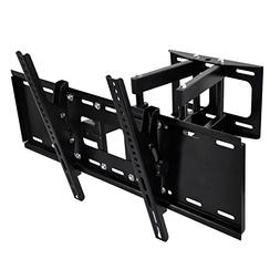 Happyjoy Full Motion TV Wall Mount Bracket with Dual Articul