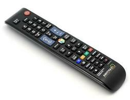 *New* Replacement Remote Control For Samsung 3D SMART TV WOR