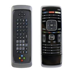 New XRT301 Qwerty Keyboard Remote Control fit for VIZIO 3D S