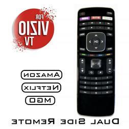 New XRT303 Remote Control w/ Qwerty Keyboard for VIZIO 3D Sm