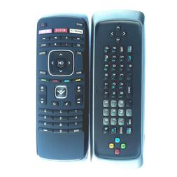 New XRV13D Qwerty Keyboard Remote Control For Vizio 3D Inter