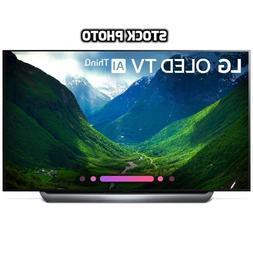 """LG OLED65C8PUA 65"""" inch Class 4k HDR Smart AI OLED TV thin Q"""
