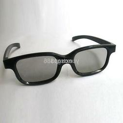 Passive 3D Glasses For RealD Cinema 3D TV LG Philips Panason