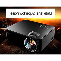 "Pico Projector, SJY HD 170"" Mini LCD LED 800x480P Entertainm"