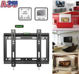 Newly Plasma LCD LED 3D TV Wall Mount Bracket Support 14-32