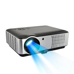 Projector RD-806 2500 Lumen 1280800 FULL HD LED 3D Home Thea