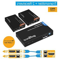 prophecy hdmi extender splitter over