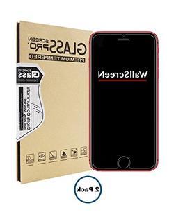 WallScreeN Protector for iPhone 7 Plus/iPhone 8 Plus  Temper