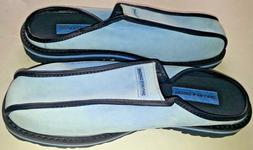 RARE Damani DADA SUPREME 10.5 LEATHER Slip On Slide Sneakers
