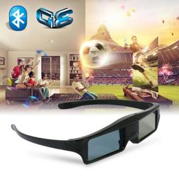 Bluetooth Active 3D TV Glasses for Panasonic Samsung LG 3DTV