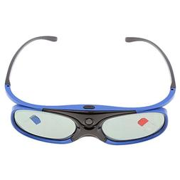 MagiDeal Rechargeable DLP link 3D Glasses for All 3D Project