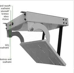 Remote 32,42,46,55,60 inch 3D LCD TV Ceiling Lift Hanger Ele