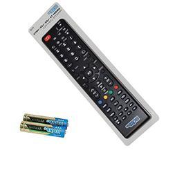 HQRP Remote Control for Panasonic TC-L32C3 TC-L32DT30 TC-L32