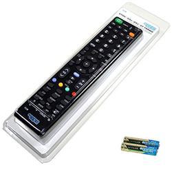 HQRP Remote Control for Sony KDL-40S2000 KDL-40S20001 KDL-40
