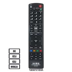 Gvirtue Remote Control CompatibleReplacement for LG AKB737