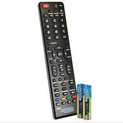 """HQRP Remote Control for Toshiba 40""""-50"""" Series LCD LED HD TV"""