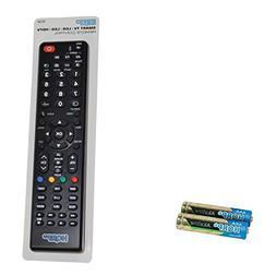 HQRP Remote Control for Panasonic TC-P42G15 TC-P42G25 TC-P42