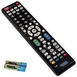 HQRP Remote Control for Sharp LC-42LB261U LC-43LE551U LC-43L