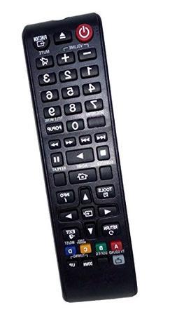 Replaced Remote Control Compatible for Samsung HT-J5500W/ZA