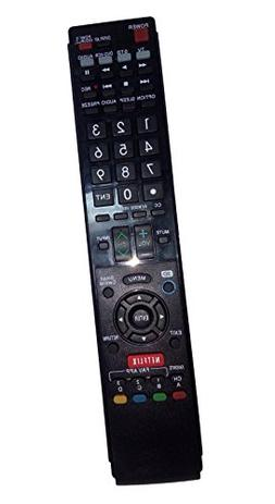 Replaced Remote Control Compatible for Sharp LC60LE847U LC60