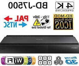 SAMSUNG J7500 - 2K/4K Upscale - 2D/3D - Wi-Fi - Dual HDMI -