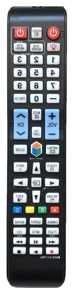 USBRMT New Samsung Replacement Remote BN59-01179B For SAMSUN