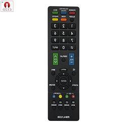 CEZO Sharp Universal Remote All Sharp Crt Tube Tv Led Lcd Pl