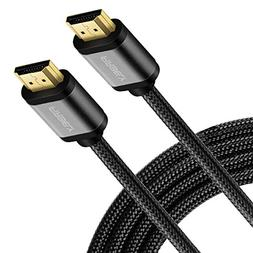 High Speed HDMI Cable- UHD HDMI CORD, FIRBELY 4K 60Hz 18Gbps