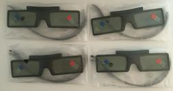 Samsung SSG-4100GB 3D Active Glasses 2012 Models - Black 4 P