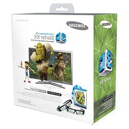 Samsung SSG-P2100S/ZA Shrek 3D Starter Kit  - White