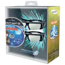 Samsung SSG-P2100X/ZA  3D Starter Kit, Black