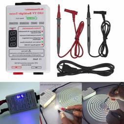TD 0-300V Output All Size LED LCD TV Backlight Tester Meter