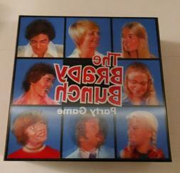 The Brady Bunch Party Game 3D Box Classic TV Jan Bobby Marci
