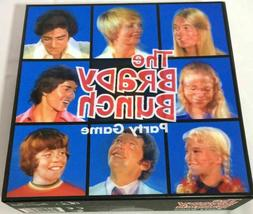 THE BRADY BUNCH Party Game BRAND NEW Sealed 3D Box TV Show 6