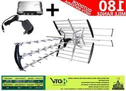 AntennaMastsRus - The Original 42 Element HD TV/HDTV Outdoor