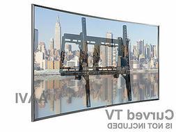 Tilt Wall Mount Bracket for Samsung 4K Flat HD UHD Curved Sm