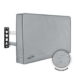 "InCover 55""-58"" Outdoor TV Cover - Compatible with Flat TV,"