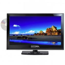 "TVD1801-15 15.4"" LED AC/DC TV with DVD Player Full HD with H"