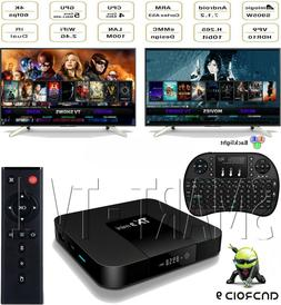 TX3 Mini S905W 64-bit Android 9.0 16GB  4K 3D Smart TV Box L