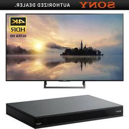 "Sony 43"" 4K Ultra HD HDR Smart LED TV 2017 Model with 3 x HD"