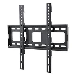 Ultra Slim Fixed TV Wall Mount Bracket for Most 23-55'' Flat