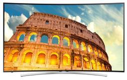 Samsung - UN65H8000AF - Curved 65-Inch 1080p 240Hz 3D Smart