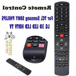 Universal Original Smart Remote Control For TCL Samsung SONY