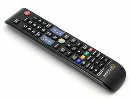 EARTHMA Universal Remote Control for Samsung 3D Smart LCD/LE