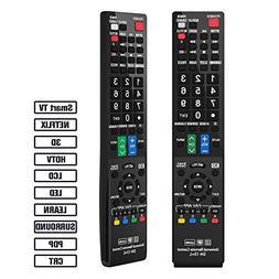 Gvirtue Universal Remote ControlGSH-13 CompatibleReplace